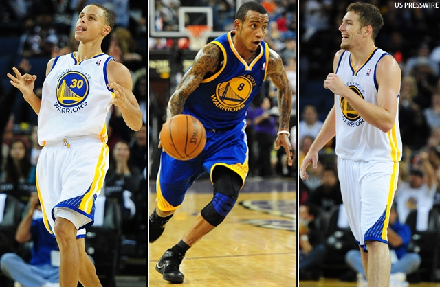 golden state warriors roster. New(ish) Golden State Warriors
